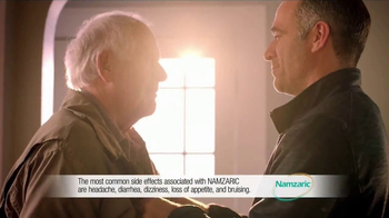 Namzaric TV Spot, 'Caregivers' - Thumbnail 9
