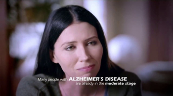 Namzaric TV Spot, 'Caregivers'
