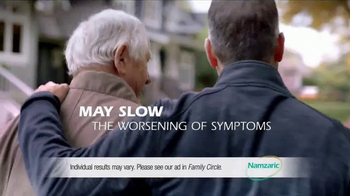 Namzaric TV Spot, 'Caregivers' - Thumbnail 4