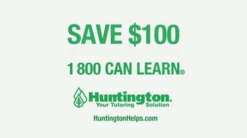 Huntington Learning Center TV Spot, 'Get Higher SAT Scores' - Thumbnail 10