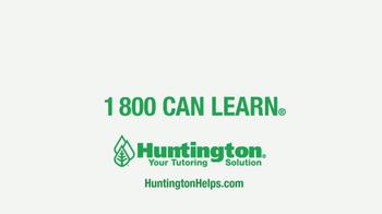 Huntington Learning Center TV Spot, 'Get Higher SAT Scores' - Thumbnail 9
