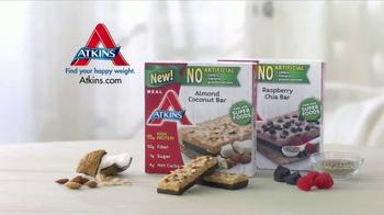 Atkins Meal Bars TV Spot, 'Make Room' - Thumbnail 8