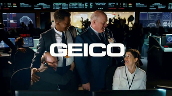 GEICO TV Spot, 'Meteor: Great Answer' - Thumbnail 7