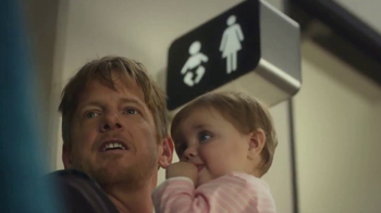 Angel Soft TV Spot, 'Just Dad'