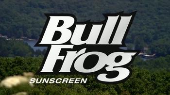 BullFrog Sunscreen TV Spot, 'Innovative' - Thumbnail 9