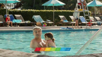 Centrum Silver TV Spot, 'At the Swimming Pool' - Thumbnail 3