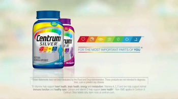 Centrum Silver TV Spot, 'At the Swimming Pool' - Thumbnail 5