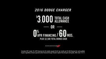 2016 Dodge Charger TV Spot, 'Alaska' Song by AC/DC [T2] - Thumbnail 9