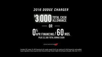 2016 Dodge Charger TV Spot, 'Alaska' Song by AC/DC [T2] - Thumbnail 8
