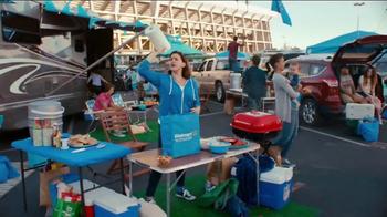 Walmart TV Spot, 'Procter & Gamble: Tailgate Mom' - 4 commercial airings