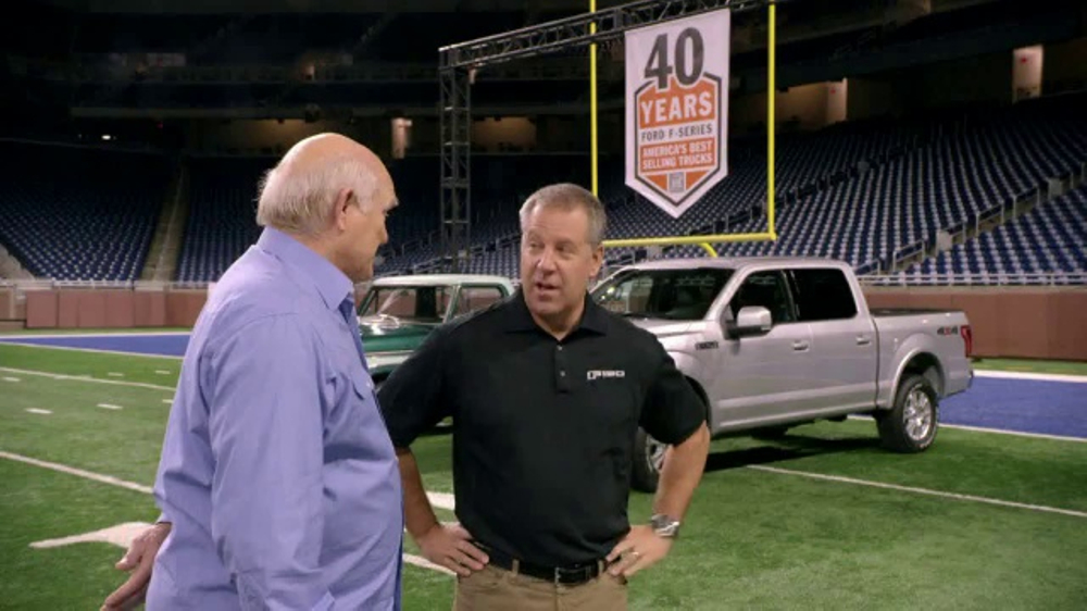 2018 Ford F-150 TV Commercial, 'FOX: Introduction' Featuring Terry Bradshaw [T1] - iSpot.tv