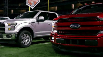 2018 Ford F-150 TV Spot, 'FOX: Introduction' Featuring Terry Bradshaw [T1] - Thumbnail 9