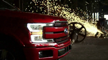 2018 Ford F-150 TV Spot, 'FOX: Introduction' Featuring Terry Bradshaw [T1] - Thumbnail 6