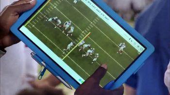 Microsoft Surface TV Spot, 'NFL Sidelines: Falcons vs. Saints' - 1 commercial airings