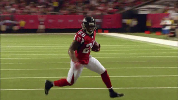 Microsoft Surface TV Spot, 'NFL Sidelines: Falcons vs. Saints' - Thumbnail 8