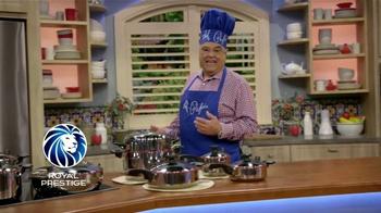 Royal Prestige Innove TV Spot, 'Garantía' con Chef Pepín [Spanish] - Thumbnail 1
