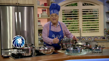 Royal Prestige Innove TV Spot, 'Garantía' con Chef Pepín [Spanish] - Thumbnail 2