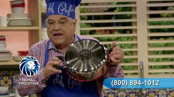 Royal Prestige Innove TV Spot, 'Garantía' con Chef Pepín [Spanish] - Thumbnail 3