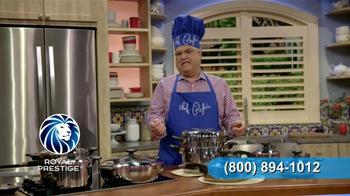 Royal Prestige Innove TV Spot, 'Garantía' con Chef Pepín [Spanish] - Thumbnail 6