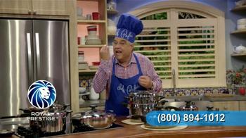 Royal Prestige Innove TV Spot, 'Garantía' con Chef Pepín [Spanish] - Thumbnail 7