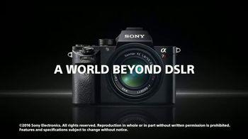 Sony Alpha a7R II TV Spot, 'Radically Advanced'