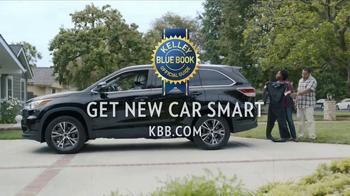 Kelley Blue Book TV Spot, 'Never Too Safe' - Thumbnail 7