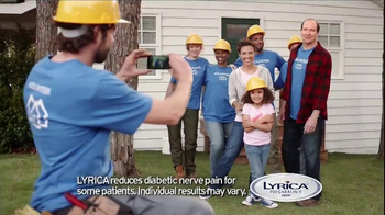 Lyrica TV Spot, 'Helping Others' - Thumbnail 10