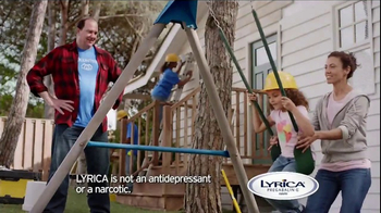 Lyrica TV Spot, 'Helping Others' - Thumbnail 9