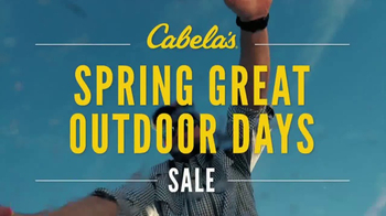 Cabela's Spring Great Outdoor Days Sale TV Spot, 'Crankbaits' - Thumbnail 4