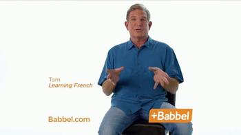 Babbel TV Spot, 'The Right Program' - Thumbnail 2