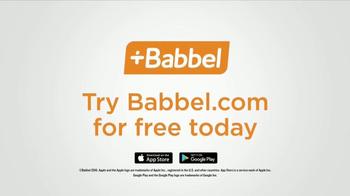 Babbel TV Spot, 'The Right Program' - Thumbnail 7