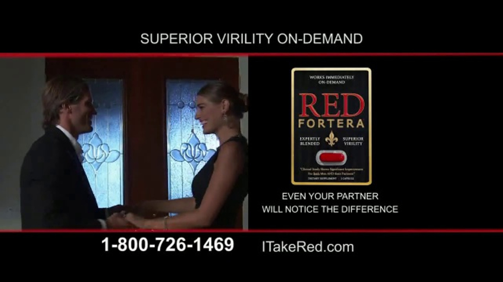 Red Fortera TV Commercial, 'Virility' - Video