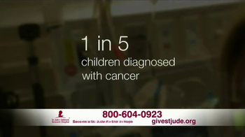 St. Jude Children's Research Hospital TV Spot, 'Save Children's Lives' - Thumbnail 4