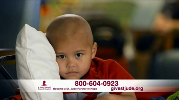 St. Jude Children's Research Hospital TV Spot, 'Save Children's Lives' - Thumbnail 8