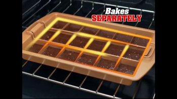 Red Copper Brownie Bonanza TV Spot, 'No Sticking' Featuring Cathy Mitchell - Thumbnail 3