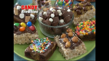 Red Copper Brownie Bonanza TV Spot, 'No Sticking' Featuring Cathy Mitchell - 3 commercial airings