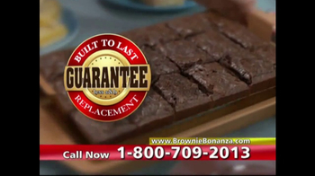 Red Copper Brownie Bonanza TV Spot, 'No Sticking' Featuring Cathy Mitchell - Thumbnail 8