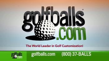 Golfballs.com TV Spot, 'Free Personalization: Titleist' - Thumbnail 6