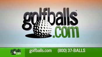 Golfballs.com TV Spot, 'Free Personalization: Titleist' - Thumbnail 1