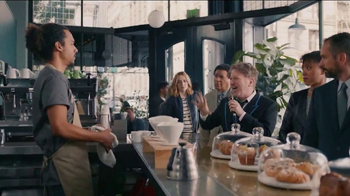 DIRECTV TV Spot, 'Coffee Shop' Feat. Dan Finnerty, Greg Gumbel - Thumbnail 2