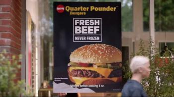 McDonald's Quarter Pounder Burgers TV Spot, 'Napkins International' - Thumbnail 2