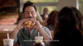 McDonald's Quarter Pounder Burgers TV Spot, 'Napkins International' - Thumbnail 5