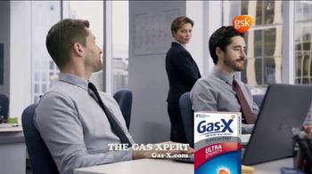 Gas-X Ultra Strength TV Spot, 'Office Chair' - Thumbnail 10