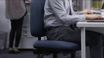 Gas-X Ultra Strength TV Spot, 'Office Chair'