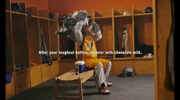 Built With Chocolate Milk TV Spot, 'ESPN: Toughest Battles' - Thumbnail 5