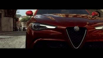 2017 Alfa Romeo Giulia TV Spot, 'Goosebumps'