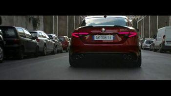 2017 Alfa Romeo Giulia TV Spot, 'Goosebumps' [T1] - Thumbnail 5