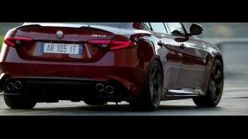 2017 Alfa Romeo Giulia TV Spot, 'Goosebumps' [T1] - Thumbnail 6