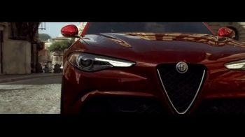 2017 Alfa Romeo Giulia TV Spot, 'Goosebumps' [T1]