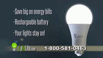 LyfeLite TV Spot, 'Keeps Your Lights On' - Thumbnail 6